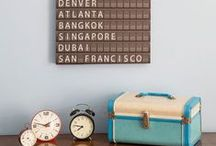 H O M E    A travel-inspired house