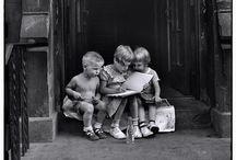[E] Elliott Erwitt [1928 - ] / Elliott Erwitt is a French documentary photographer.