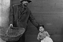 [L] Sergio Larrain [1931–2012] / Sergio Larraín Echeñique was an important Chilean photographer. He worked for Magnum Photos during the 1960s.