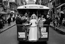 [H] Frank Horvat [1928 - ] / Frank Horvat is an Italian-French photographer born in Abbazia (Italy), now Opatija (Croatia), who has lived and worked in France since 1955. He is best known for his fashion photography from 1950s to 1980s. Although his works also include photojournalism, portraiture, landscape, nature, and sculpture.
