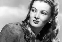 muses | 1940s / women who inspired in the 1940s