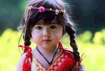 colour | children