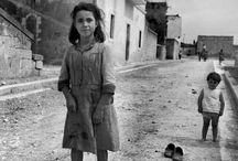 [S] David Seymour [1911 – 1956] / David Seymour (aka Chim) was a Polish photographer and photojournalist. He was a co-founder of Magnum Photos with Henri Cartier-Bresson, Robert Capa, George Rodger and William Vandivert,