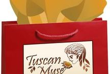 Gift Certificates / We have gift certificates available that can be applied to any of our tours in 2016! You choose the amount and the recipient. The gift certificates will be personalized and are downloadable. For more info: contact@tuscanmuse.com