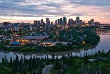 Visit Edmonton / Characters Restaurant is only one of the many awesome tourist spots' in Edmonton, Alberta, Canada! Great pictures of tourist spots', YEG skyline  & more! These pictures are not taken/done by Characters Restaurant! (Re-Pin with us!)