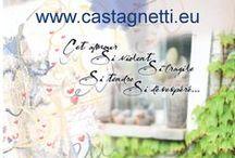 Castagnetti & C. / Mobili decorati, soluzioni alternative all'arredamento classico