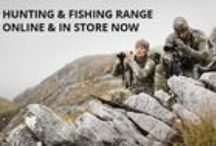 Camouflage Gear / Get outdoors and enjoy your hunting or fishing excursion with these great hunting and fishing products. Icebreaker have designed a new range of Real Tree camouflage merino clothing to help you stay warm and hidden so you can keep your eye on the game. Shop online and in-store from Outside Sports for Hunting and Fishing clothing and equipment.