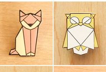 geometrycznie/minimalistycznie