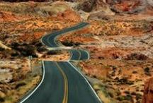 __ Roads & Paths __ / Difficult roads often lead to beautiful destinations...