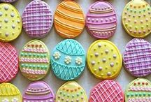 Easter Craft Inspo / Crafts, baking and more to keep the kids busy this long Easter Weekend!