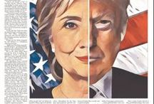 Presidential Election Spread Ideas