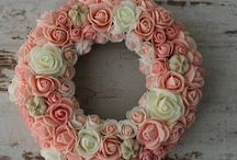 Eszti's wreaths