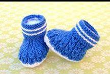 crochet baby / by cristina vela