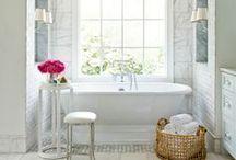 bathroom / Inspiration for making your bathroom look beautiful.