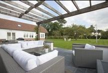 Group Accommodation Henley / Chimney Corner in Henley.  Sleeps 16.  Hot Tub, Games Room, Sauna.