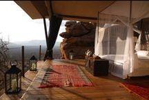 Kenya Luxury Safaris / Luxury Safari hotels around Kenya