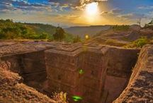 Travel Ethiopia / The best travel spots in Ethiopia
