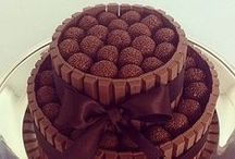 Páscoa/Chocolate / Receitas, ideias e decoração para páscoa / by Flávia Santos