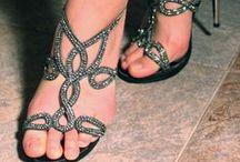 Brilliant Diamante Sandles