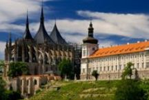 Kutná Hora & what to see / Come visit us and see beautiful Kutná Hora.  Places to see, have coffee and a bite to eat.