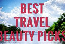 Best Travel Beauty Products / Discover the 50 best travel beauty products for 2015 and beyond.