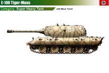 WW II GERMANY MILITARY LAND VEHICLES