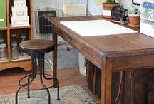 Office/Craft Room / by Lisa Henderson