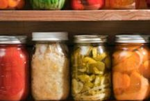 Canning/preserving / by Lisa Henderson
