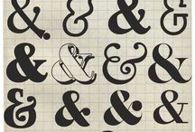 Fonts & Typography / by Lisa Henderson