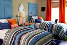 Boys Bedroom Ideas / by Lisa Henderson