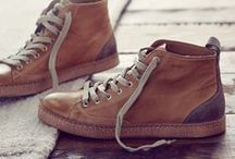 Shoes simple vintage