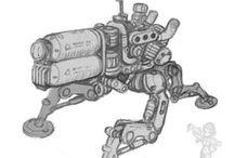 Mecha/Robot