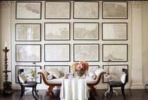 dining space / Inspiration for making your dining room beautiful.