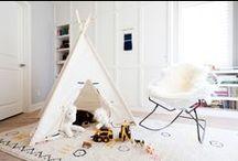playroom / Inspiration for making a playroom beautiful.