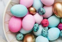 easter / Inspiration for making easter beautiful.