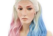 Lace Front Wigs / Fashion lace front wig and anime or movie cosplay lace front wig also available at cosplaybuzz.com