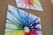 Creare con i colori