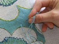 Needlepoint Basics / Needlepoint tips for newbies and beginners!