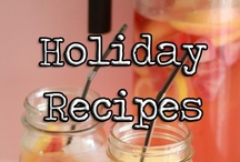 Holiday Recipes / by Playing For Keeps