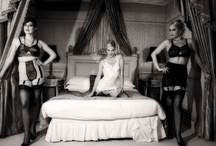 Designs by Stockings and Romance / Vintage inspired Lingerie available from The Pantie Purse