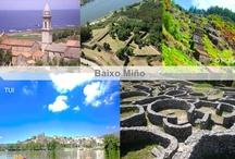 Nuestros socios / Alojamiento, gastronomía, turismo activo, enoturismo, servicios y mucho más para completar tu visita a una comarca muy natural: O Baixo Miño - www.turismobaixomino.com