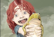 Frogs <3  / I shall not be responsible for any warts that may or may not form in place of your sanity upon browsing here.