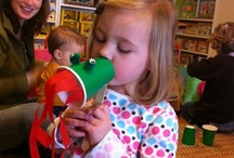 Oral Motor Developing Activities for Kids / Have you ever considered the development of muscles of the mouth area? Muscles of the lips, tongue, jaw are important to produce clear speech sounds as well as for biting, chewing, swallowing.