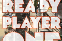 Ready Player One (KSBN 2013 Common Read) / Ready Player One by Ernest Cline is the K-State Book Network 20013 Common Read title. All students, faculty, staff, alumni, and the greater community are encouraged to read the book and participate in campus activities and discussion related to the book for the 2013-2014 school year.  / by K-State Salina Library