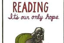 For the love of reading / by K-State Salina Library