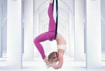 DRAGONFLY aerial hoop / The best grip on your body ever!