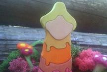 BraveBeaver / handmade natural wooden toys in waldorf style