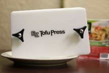 EZ Tofu Press Blog Reviews / The EZ Tofu Press has been featured and reviewed on many blogs! Take a look at some of the reviews!