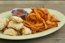 Kid's Meals / Greenleaf offers kid friendly healthy meal options!