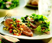 Weeknight Meals & Dinners / Excite your taste buds every night of the week.